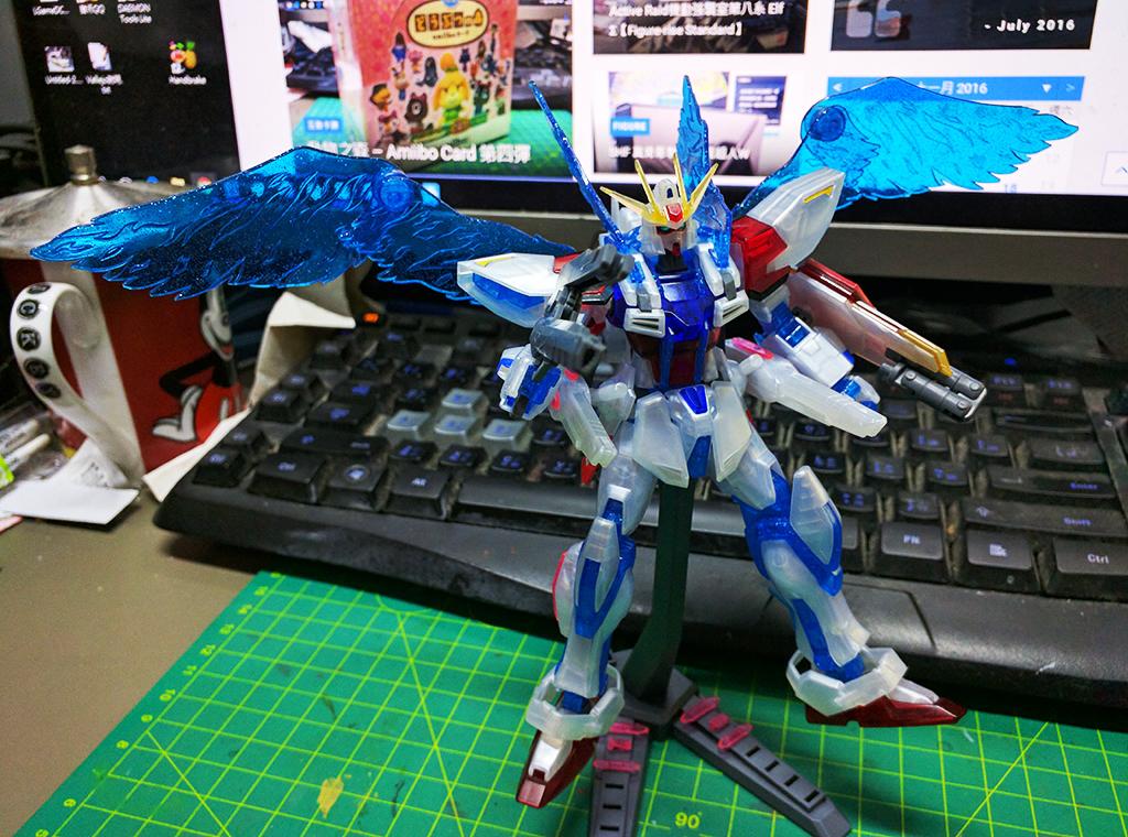 Star Build Strike Gundam Breaker